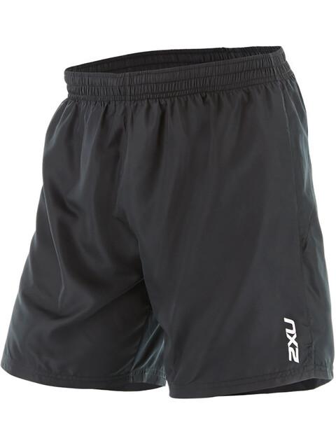 "2XU M's Active Training 7"" Shorts Black/Black"